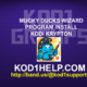 MUCKY DUCKS WIZARD PROGRAM INSTALL KODI KRYPTON