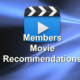 Members Movie recommendations