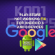 PLAY STORE NOT WORKING FIX FOR ANDROID 5 AND 6 DEVICES