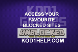 ACCESS YOUR FAVOURITE BLOCKED SITES