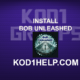 INSTALL BOB UNLEASHED KODI