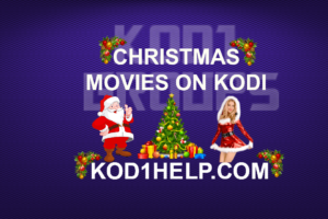 CHRISTMAS MOVIES ON KODI