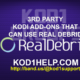 3RD PARTY KODI ADDONS THAT CAN USE REAL DEBRID