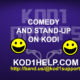 COMEDY AND STAND UP ON KODI