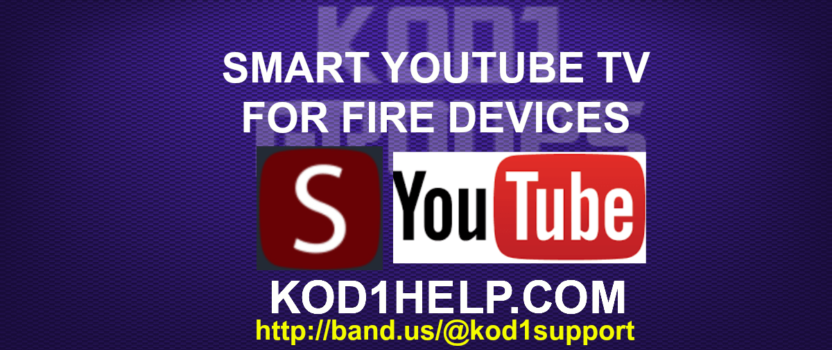 SMART YOUTUBE TV FOR FIRE DEVICES