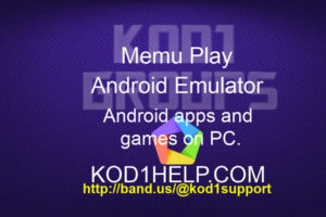 Memu Play Android Emulator