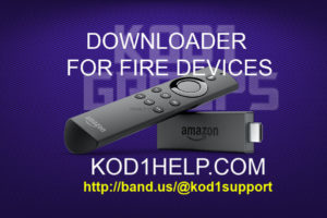 DOWNLOADER FOR FIRE DEVICES